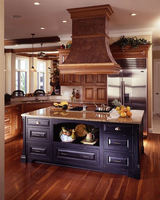Discontinued Kitchen Cabinets: Crestwood Cabinets, Breckenridge Style, Cherry