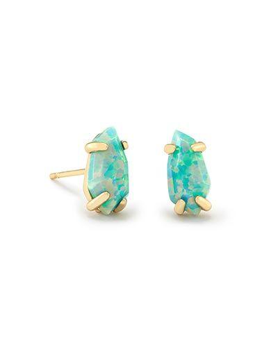 b0eabd1cb Jillian Stud Earrings Kyocera Opal Kendra Scott $70 | Gems & Jewels ...