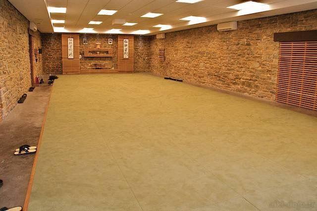 Martial Arts Studio In 2019 Karate Dojo Martial Arts Gym