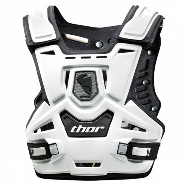 50d7d009a9281 Thor Kids Sentinel Body Armour - White | Downhill gear | Thor, Body ...