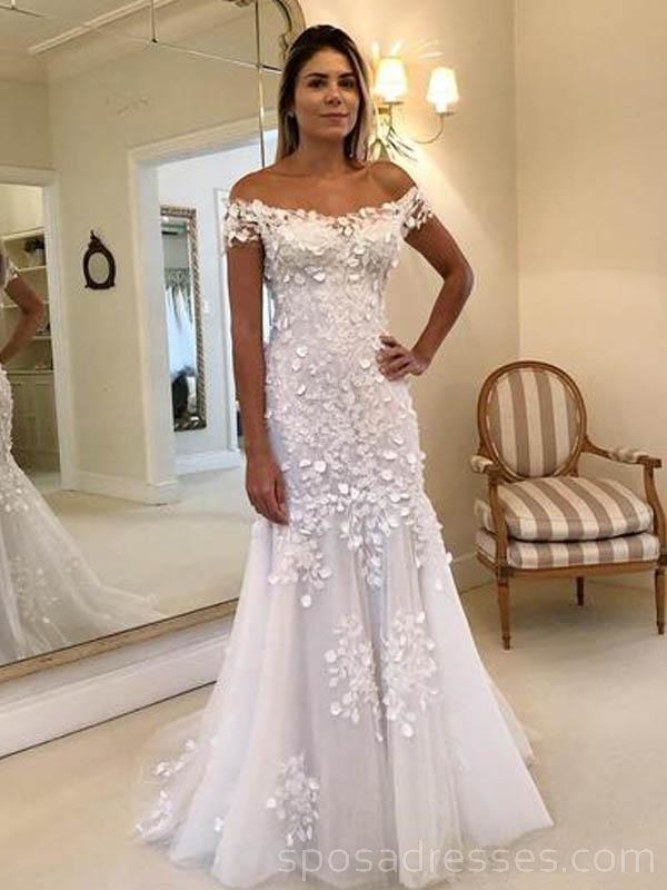 Off Shoulder Lace Mermaid Long Wedding Dresses Online Cheap Bridal Dresses Wd548 In 2020 Pink Bridesmaid Dresses Lace Mermaid Wedding Dress Online Wedding Dress