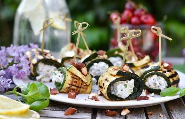 Aperitif mariage faire soi m me recettes de canap s for Canape aperitif froid