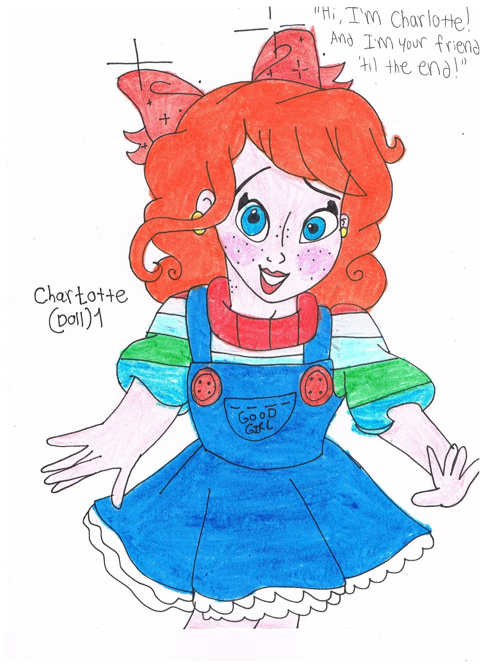 Chucky Genderbend Good Girl Doll  My Genderbend And -9123