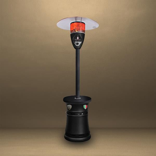 Lava Heat Italia Alto Floor Lamp Outdoor Patio Heater   Welcome To  Functional Outdoor Living And