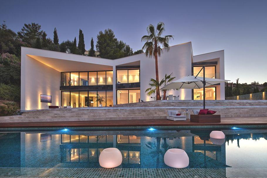 Luxurious designled villa in Son Vida, Palma, Mallorca