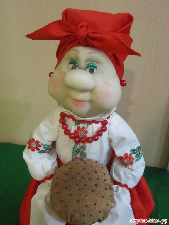 Как сделать куклу из капроновых чулков фото 868