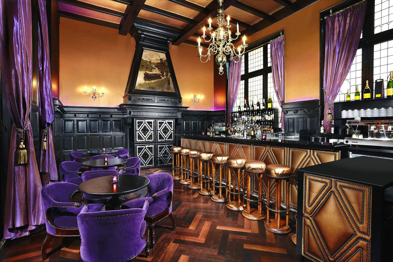 Hotel des indes den haag bar restaurant interiors for Den haag restaurant
