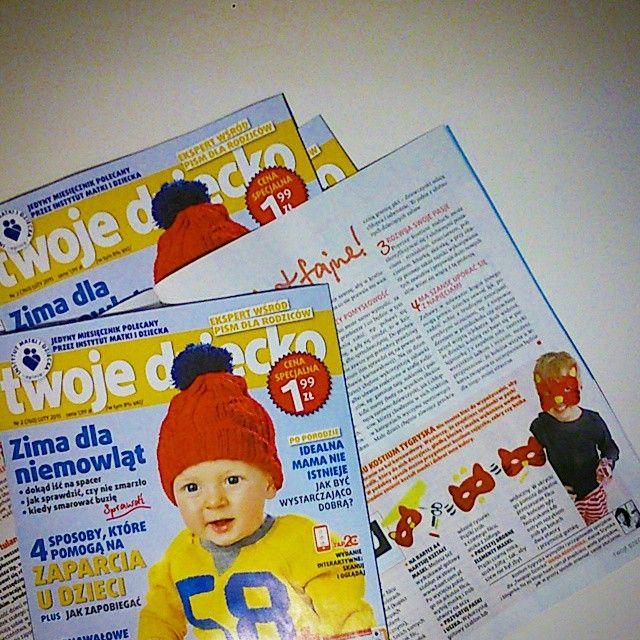 HAART w miesięczniku Twoje dziecko  www.haart.pl
