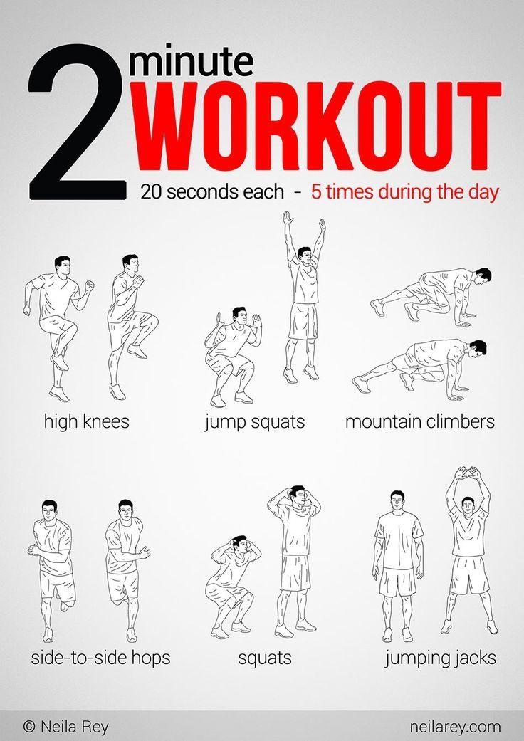 exercice: cardio pour perdre du poids rapidement - Fit est le nouveau pro ana