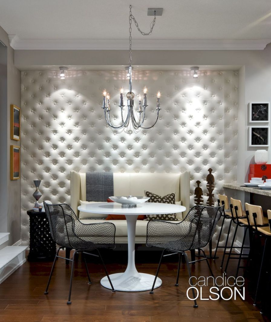 Candice Olson Basement Design: House F: A Detaches House With Contemporary Interior For