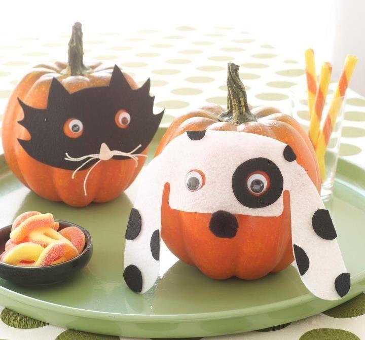 Pumpkin Carving alternative