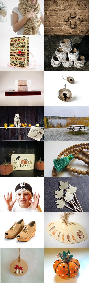 Fall Gathering  by Arlene on Etsy--Pinned with TreasuryPin.com