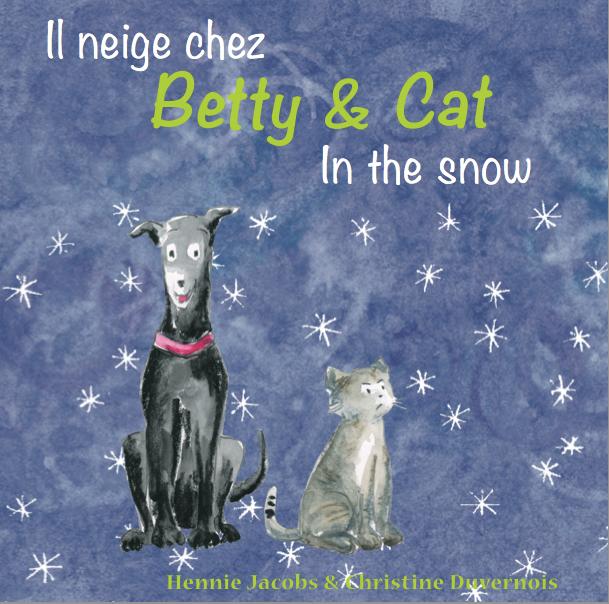 Betty & Cat bi-lingual books | Betty & Cat
