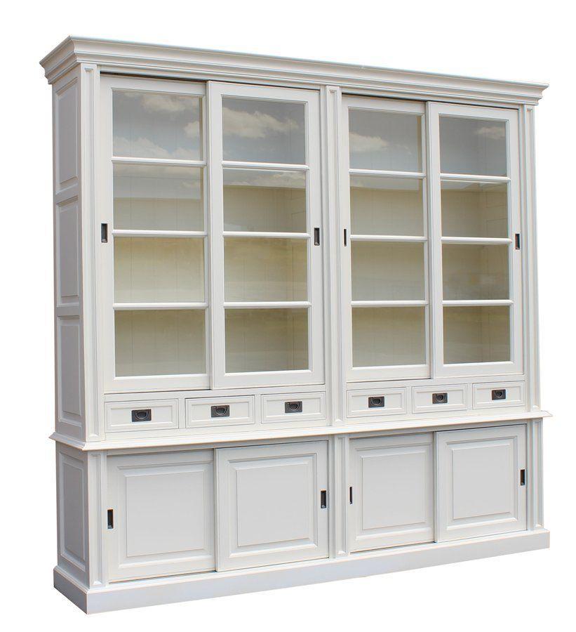 Bella House Classic 4 Door Dresser