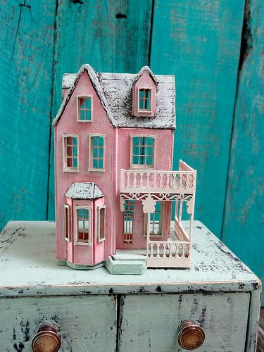 Dollhouse's dollhouse by Marina