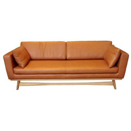 Canape Fifities Rededition Sofa