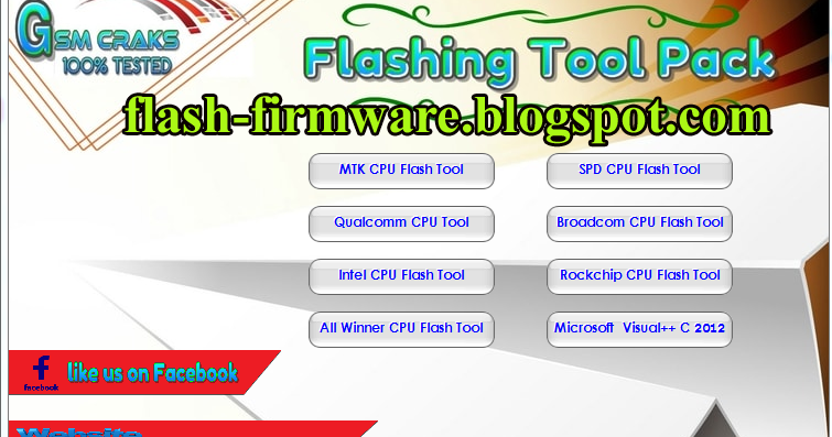 DownloadGsm Crack Flashing Pack Tool Feature: MTK Cpu Flash