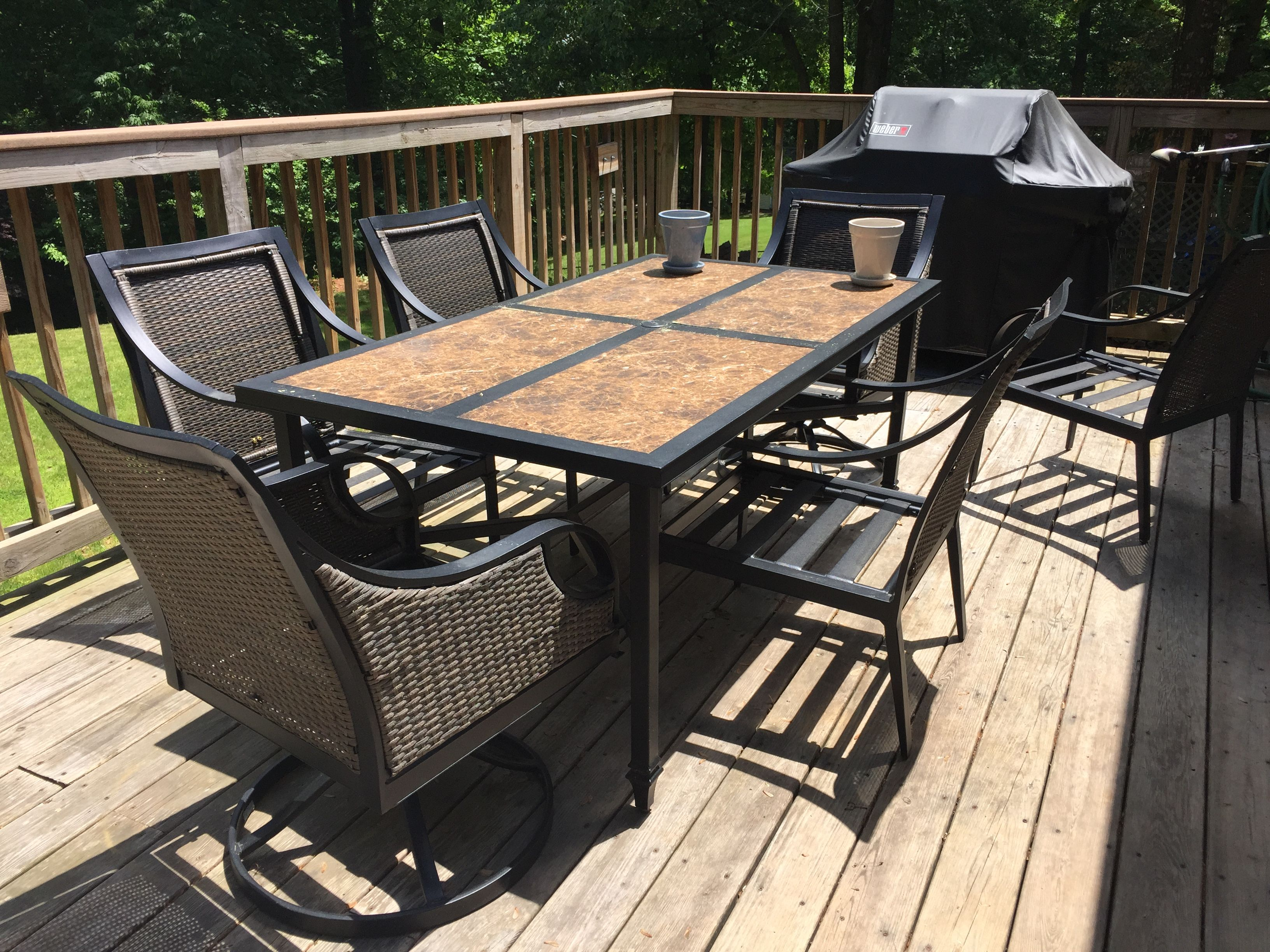 Wonderful Outdoor Furniture Assembly Service Company In Washington   Baltimore