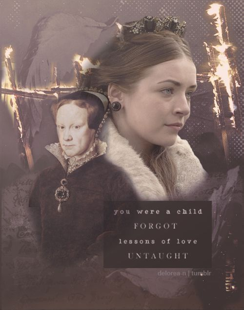 Photo of Tudor History Fan Art: Mary I Tudor