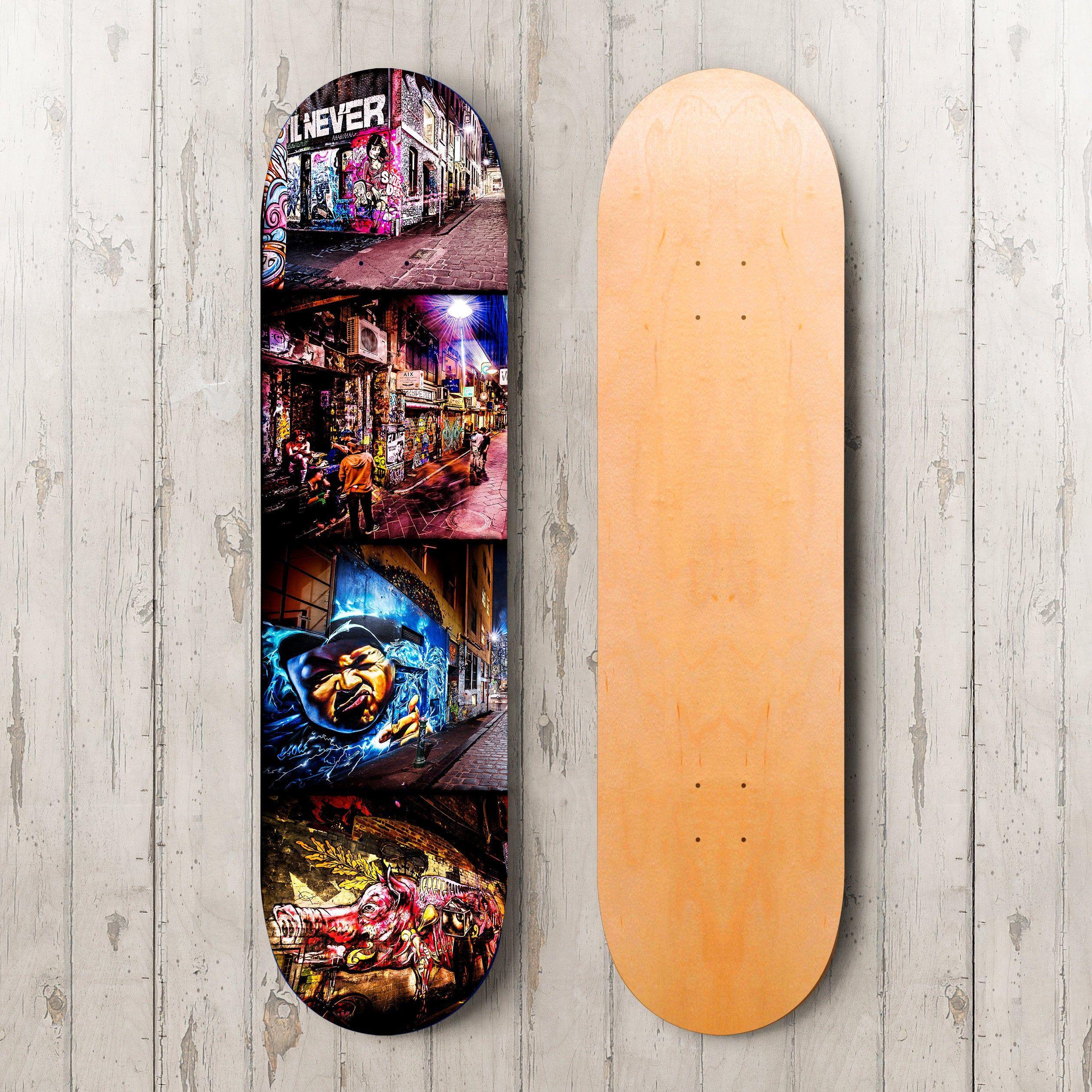 Pin On Blue Herring Skateboard Decks