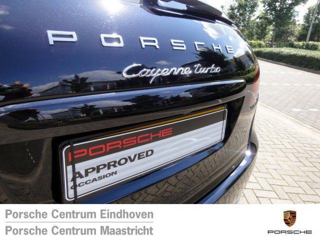 Porsche Cayenne - Turbo