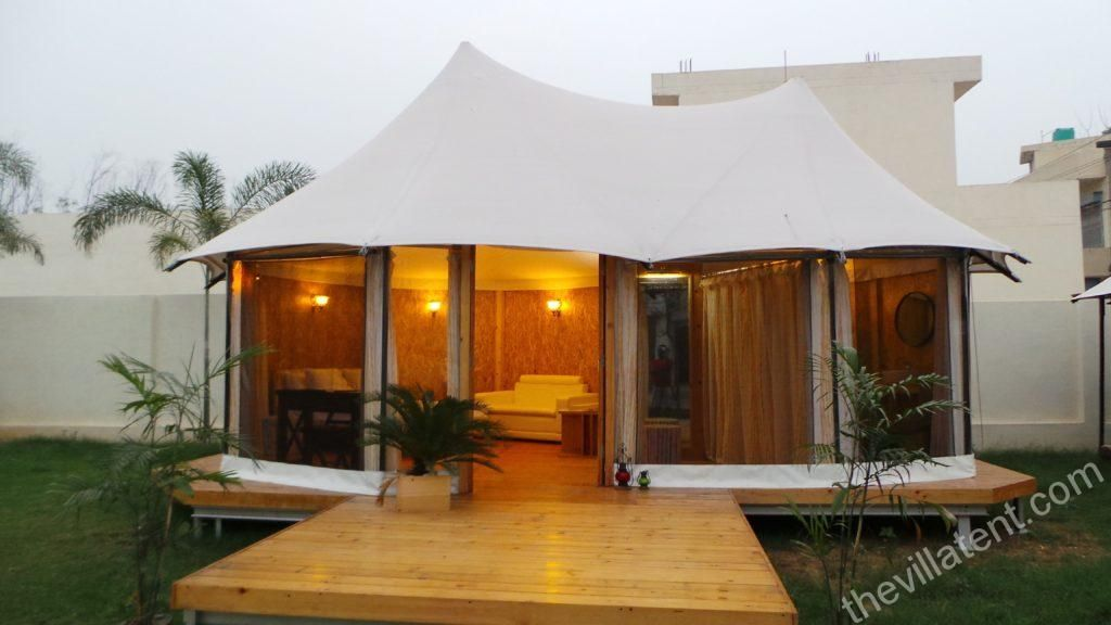 Luxury Resort Tents Manufacturers and Exporter & Looking for #Safari #Villa #Tents #Manufacturers in #India at ...