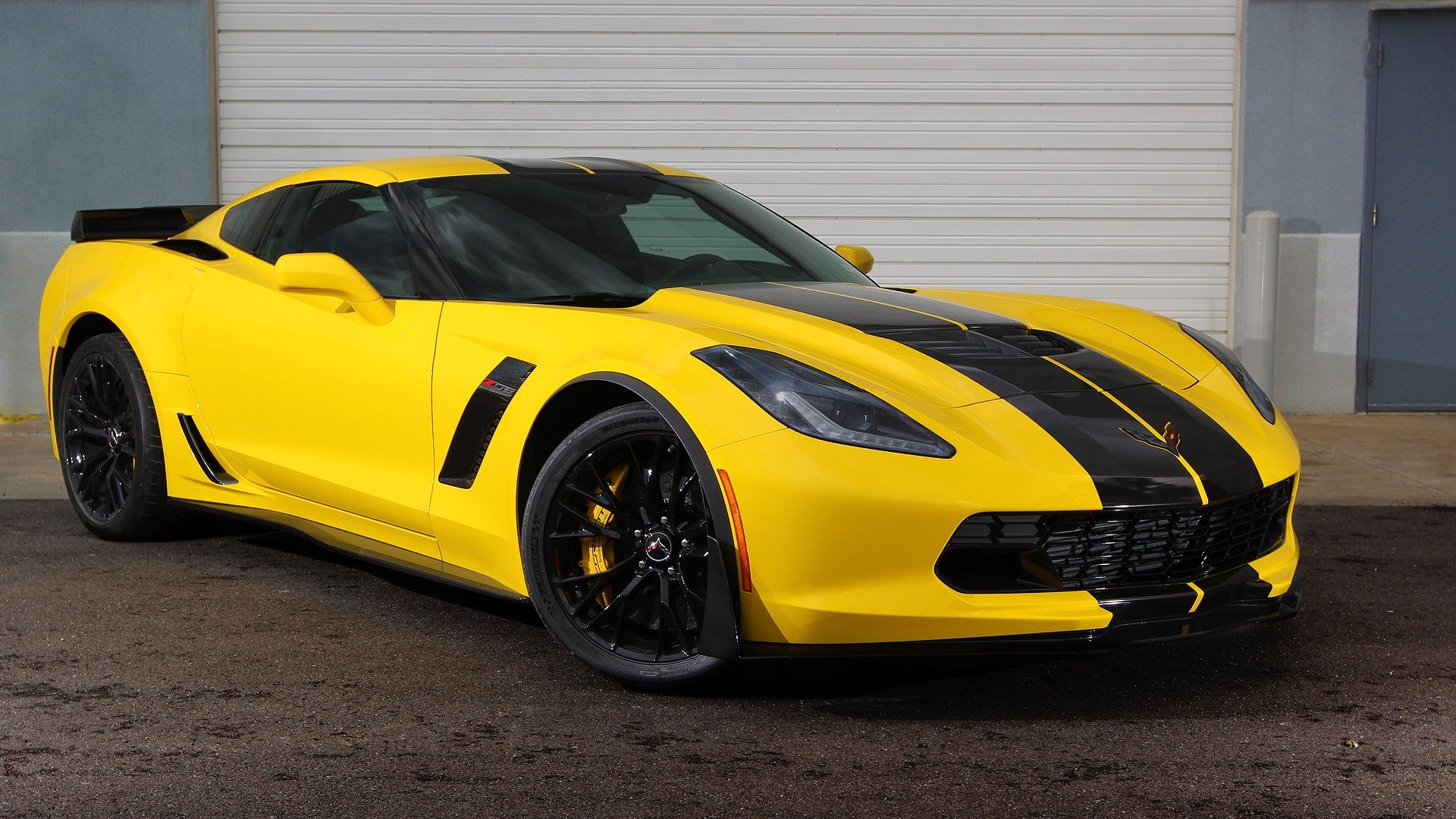 2015 corvette z06 gets a procharger jumps to over 1 000 hp