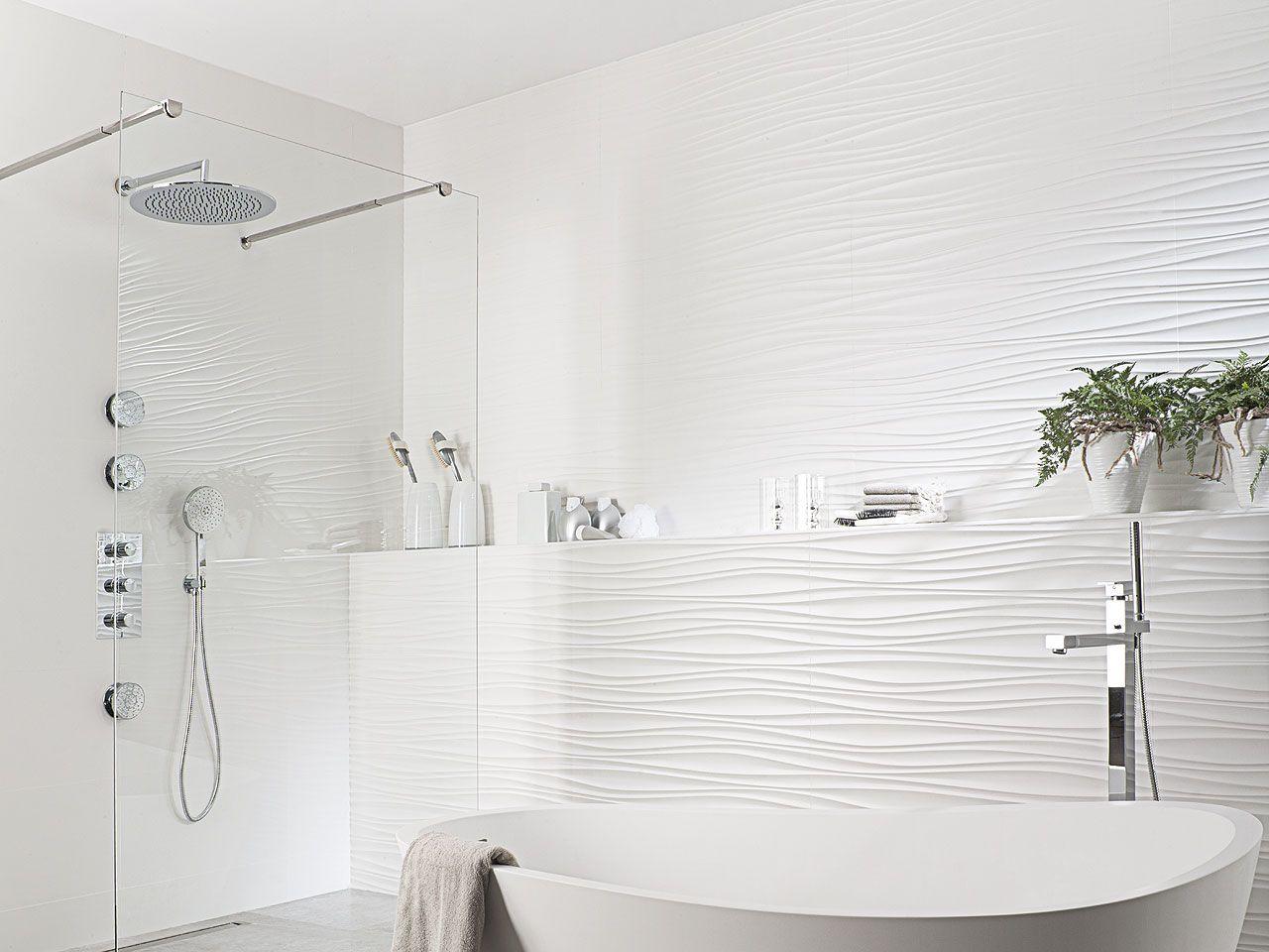 Bagni Da Sogno Piccoli : Porcelanosa oxo line blanco 31 6 x 90 cm realizzazioni pinterest