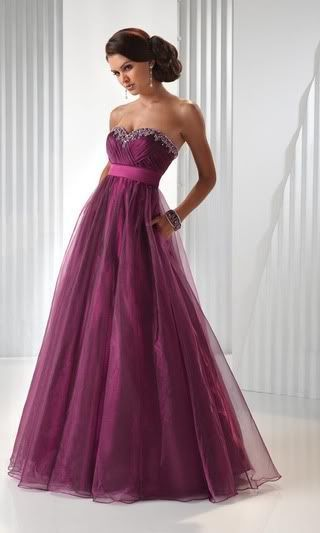Dress for prom!
