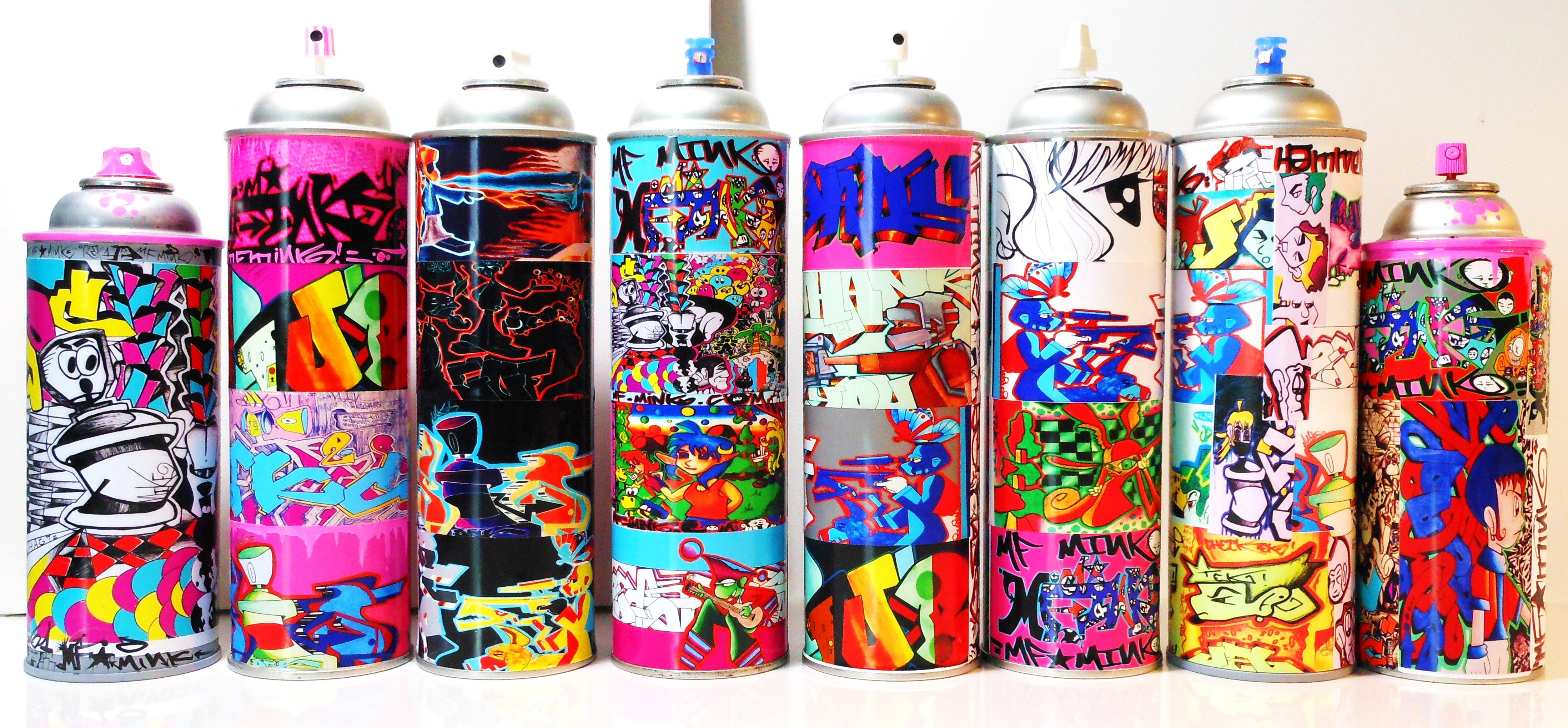 graffiti art spray paint cans street graffiti street art spray can. Black Bedroom Furniture Sets. Home Design Ideas