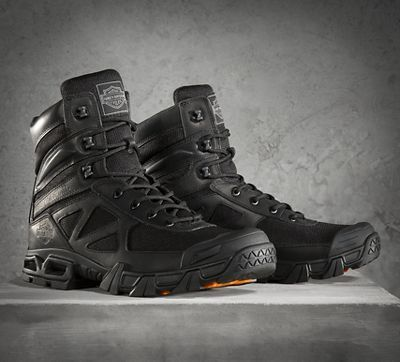 a3c94d6fd578 Harley-Davidson Men s Allen Waterproof Performance Boots. The rugged look  and great quality of H-D Performance boots by Wolverine will be the perfect