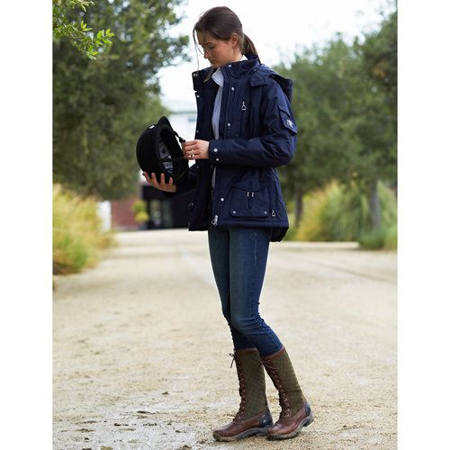 Ariat® Ladies' Jena H2O Insulated Boot | Dover Saddlery | Useful ...