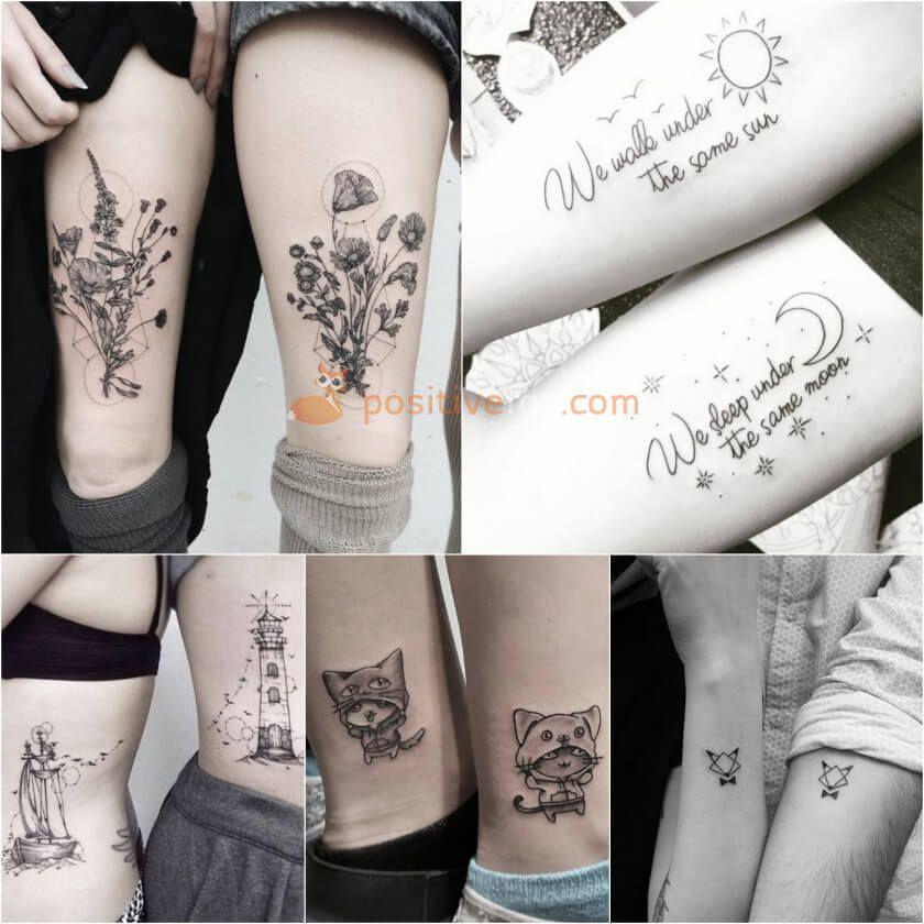 Best friend tattoos best friend tattoo ideas with photos