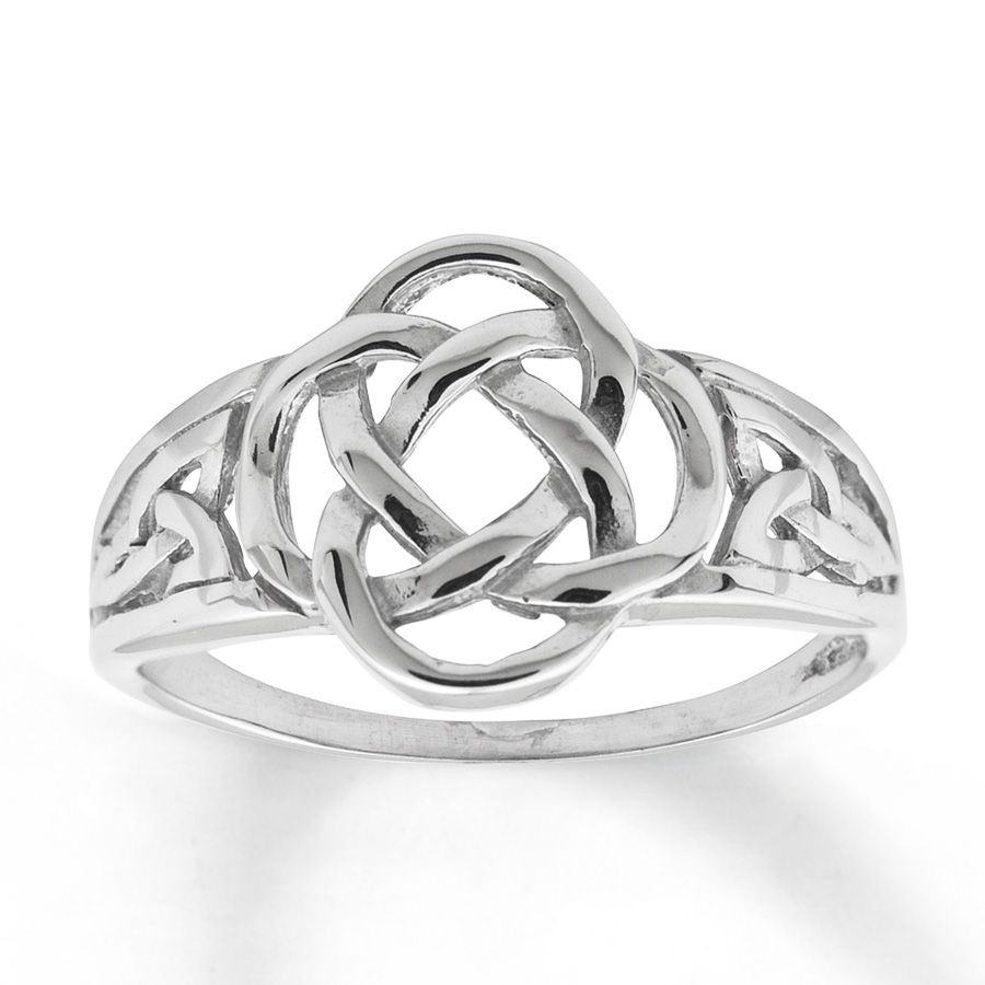 celtic knot ring jared searching for my style Pinterest Knot