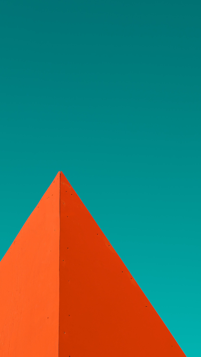 Minimalist Material Design. Abstract Android Lollipop