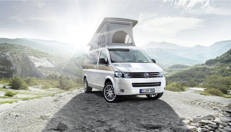 Cape Town HYMERCAR auf VW T5 Basis Vw camper