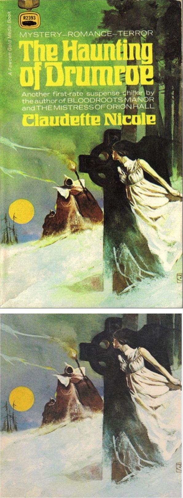 JEFFREY CATHERINE JONES - The Haunting of Drumroe by