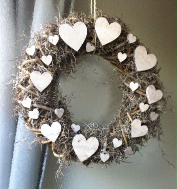 Mooie Krans Met Witte Decoratie Erin Door Suuuzann Wreaths Christmas Advent Wreath Christmas Wreaths To Make