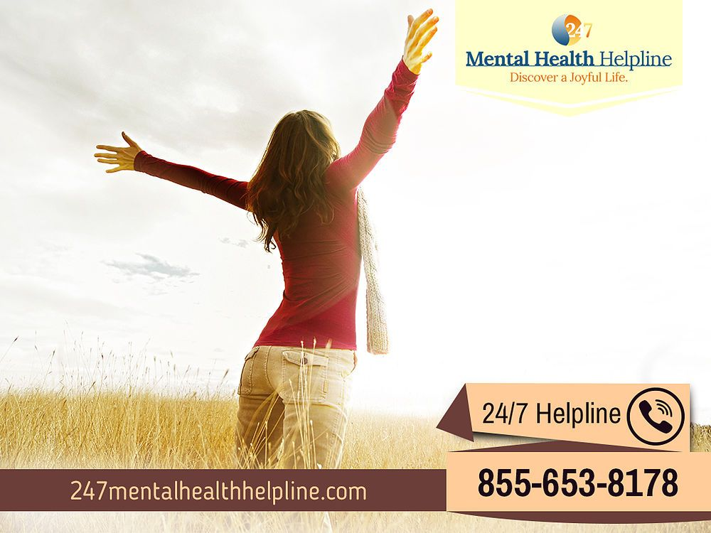 The trained counselors at our mental rehabilitation helpline center can answer all your questions about mental health conditions. Call the 24/7 Mental Health Helpline to find the best mental health treatment center near you.