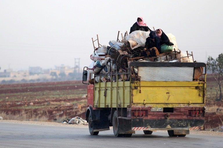 Fierce fighting kills dozens in northwest Syria | Fierce ...