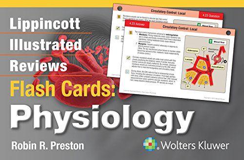 Lippincott Illustrated Reviews Flash Cards Physiology Pdf Kavya