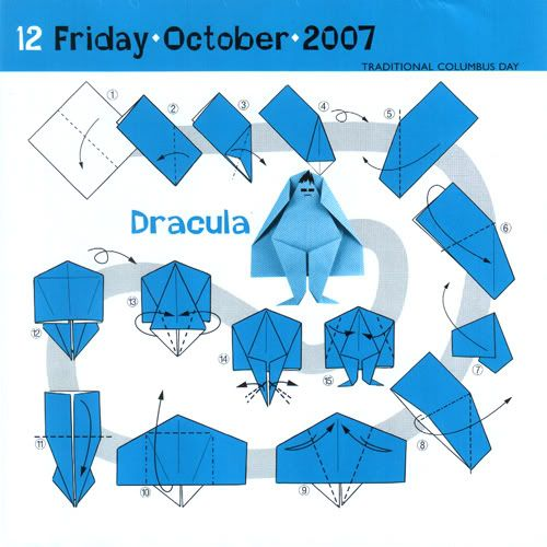 Origami Instructions Origami Devil Face Origami Folding