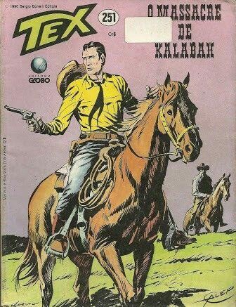 Diligente Quadrinhos Velho Oeste