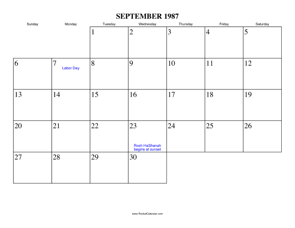 My Last Drink 13 Sep 1987 Mrzeros September Calendar Calendar