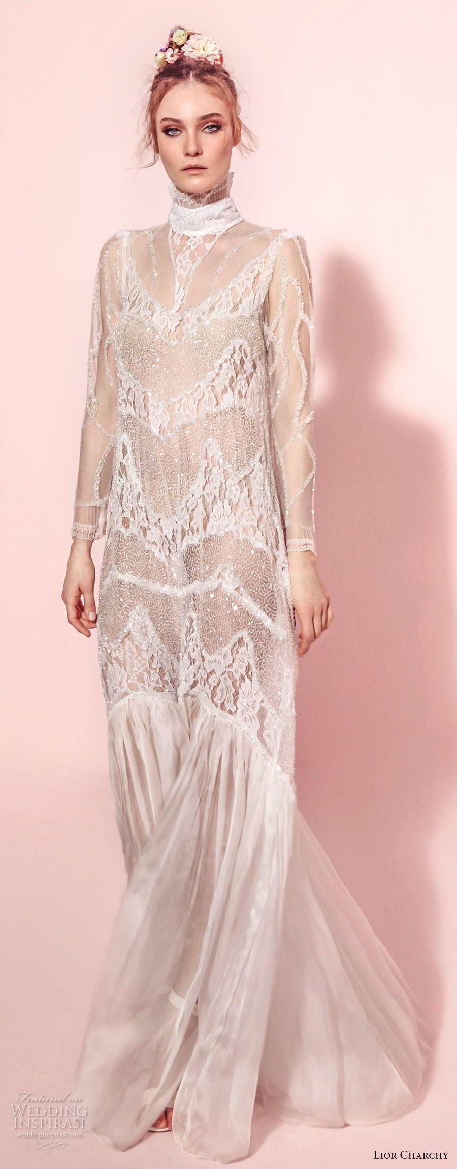 Lior Charchy Spring 2017 Wedding Dresses | Vestidos de novia, De ...