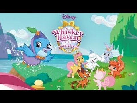 Palace Pets In Whisker Haven Game App For Kids Disney Games Pet Games For Kids Barbie Games