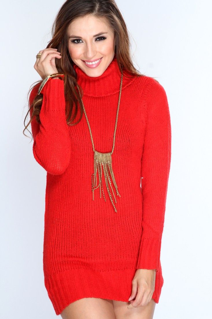 Check out the over sized shape for winter this sweater is perfect