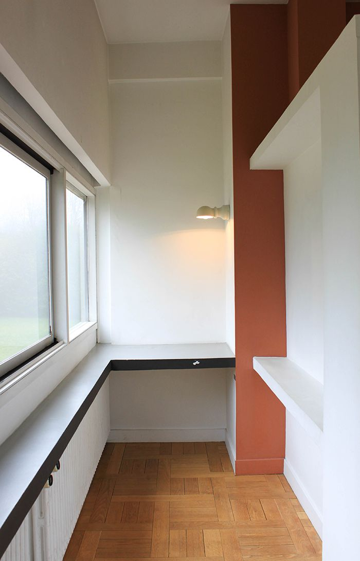 la villa savoye x tolix highball quartet pinterest d coration int rieure chambre. Black Bedroom Furniture Sets. Home Design Ideas