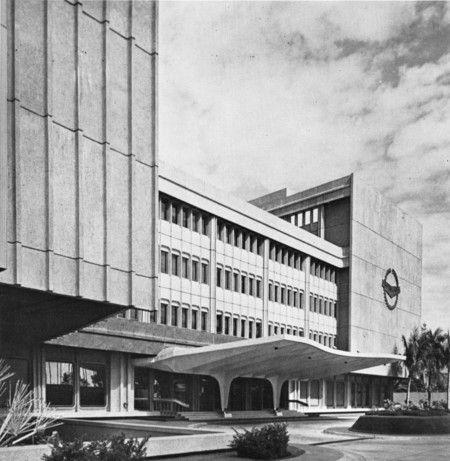 Asian Development Bank Architects Cresenciano De Castro Lor Calma Lor Calma Partners Location Manila