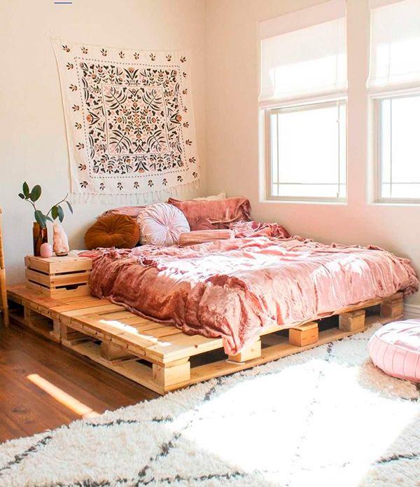 Como decorar o quarto com 10 ideias simples e sem